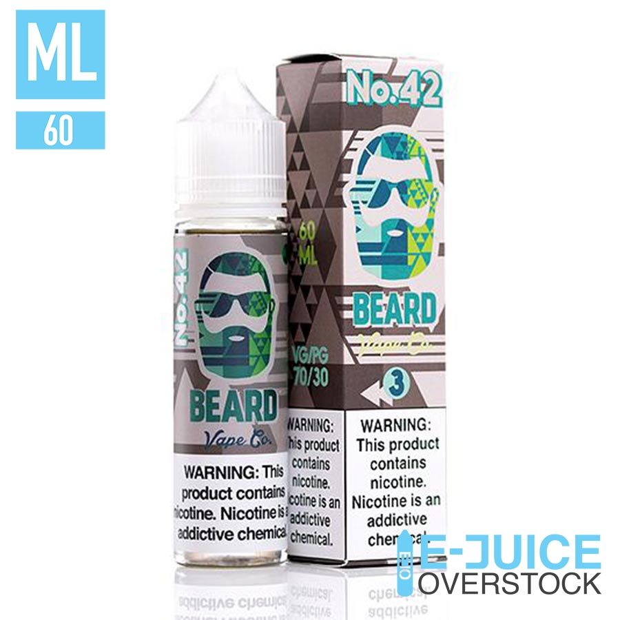 No. 42 by Beard Vape Co