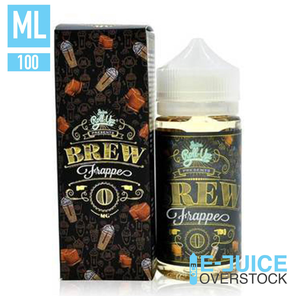 Brew Frappes by Juice Roll Upz - EJUICE