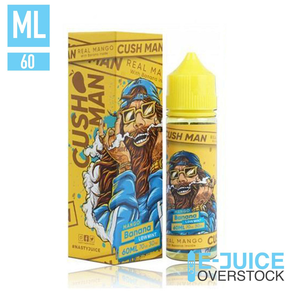 Mango Banana (Cush Man Series) by Nasty Juice