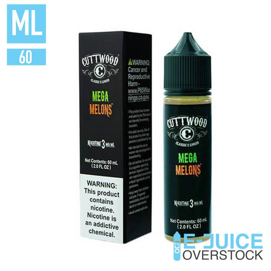 Mega Melons by Cuttwood - EJUICE