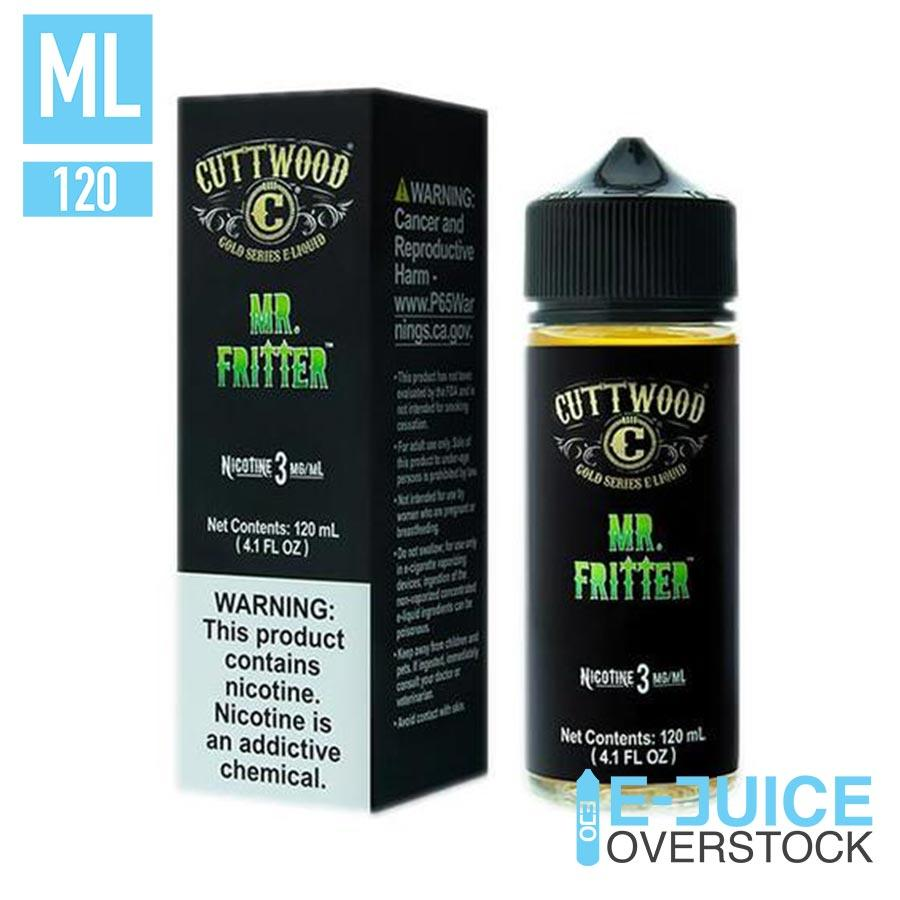 Mr. Fritter by Cuttwood - EJUICE