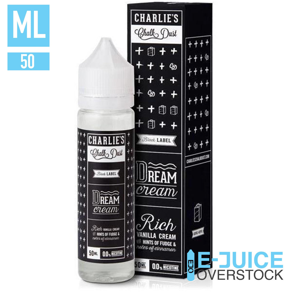 Dream Cream By Charlie's Chalk Dust - EJUICE