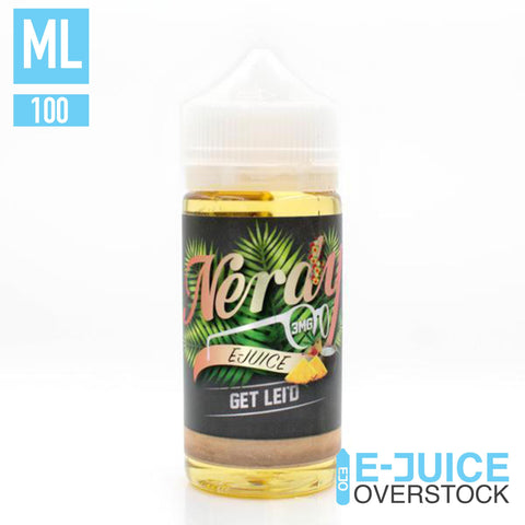 Get Lei'd by Nerdy E-Juice
