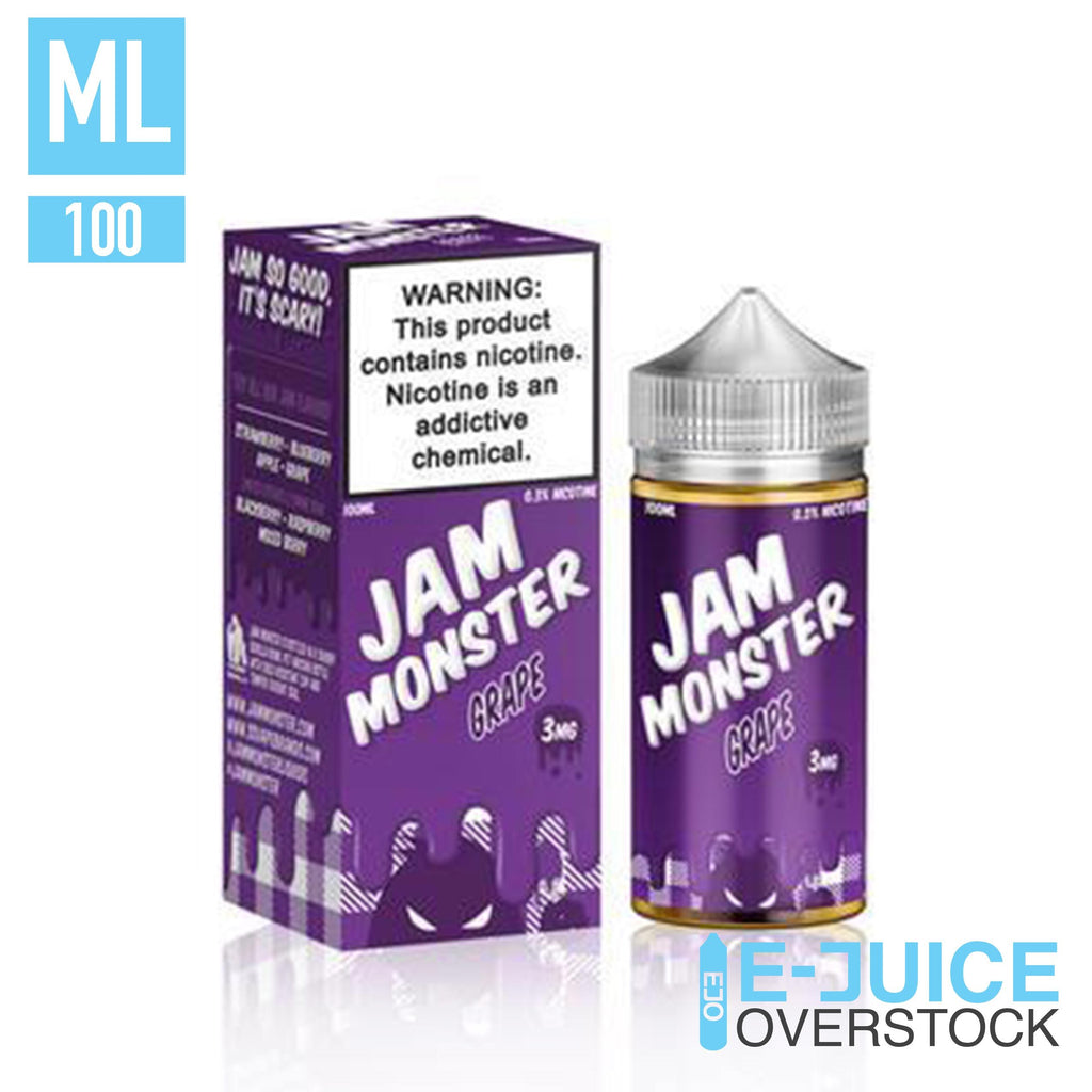 Grape by Jam Monster 100ML EJUICE