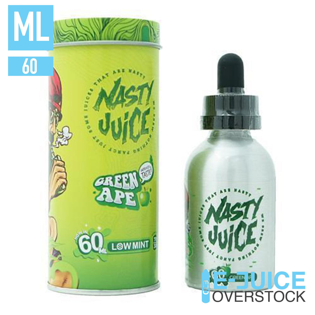 Green Ape by Nasty Juice - EJUICE