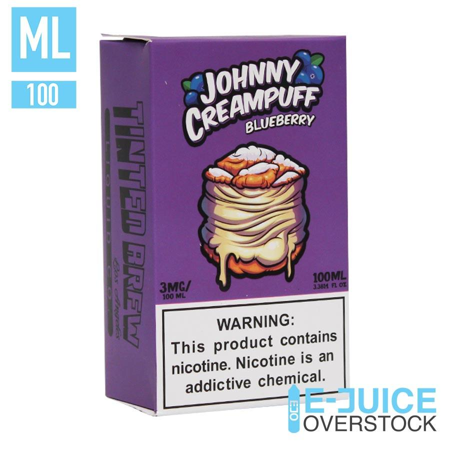 Blueberry Johnny Cream Puff by Tinted Brew 100ML