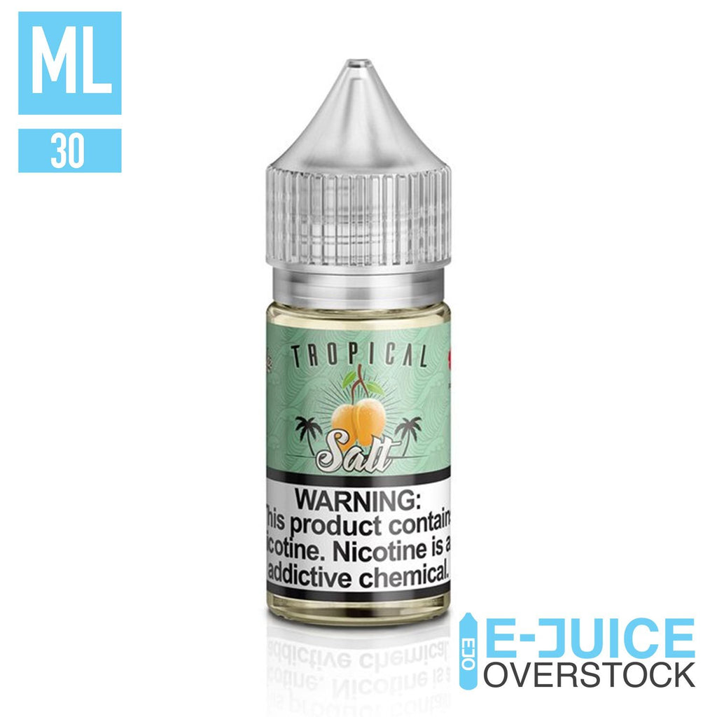 Tropical Mango by Juice Roll Upz Salt 30ml