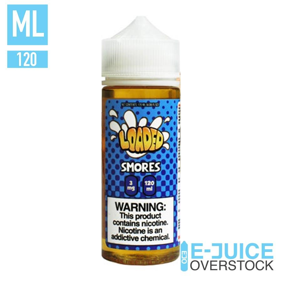 Smores By Loaded E-Liquid - EJUICE
