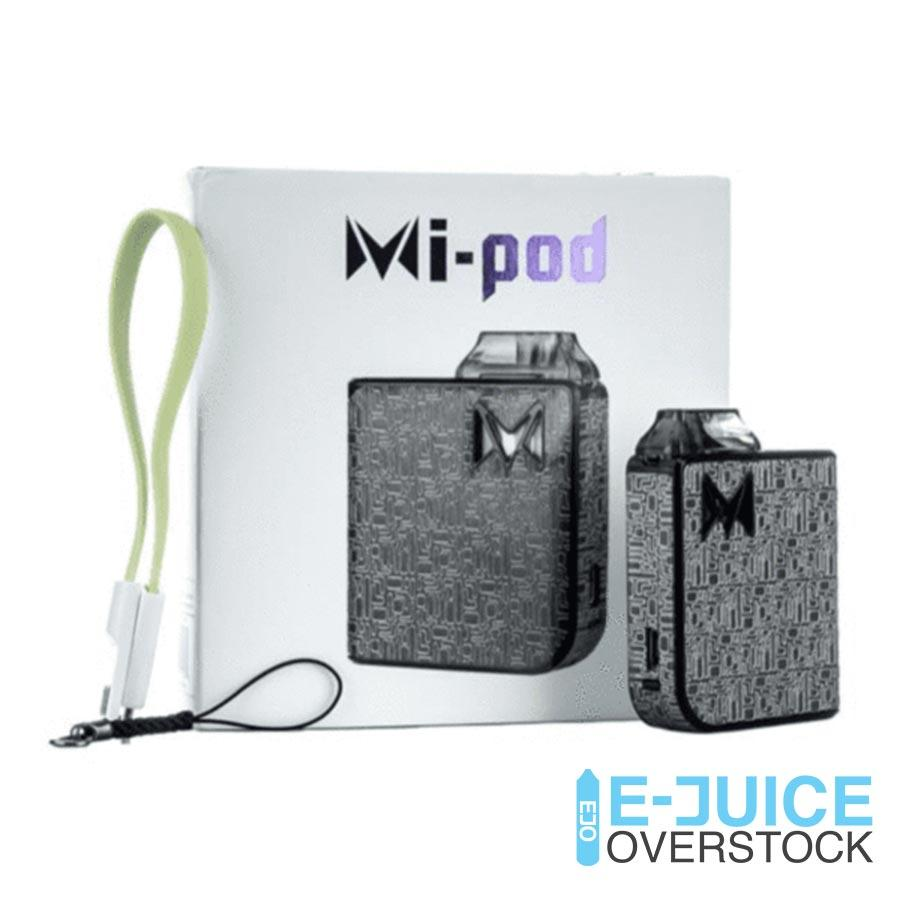 Mi-Pod Ultra Portable Kit by Smoking Vapor - Salt Nic Device