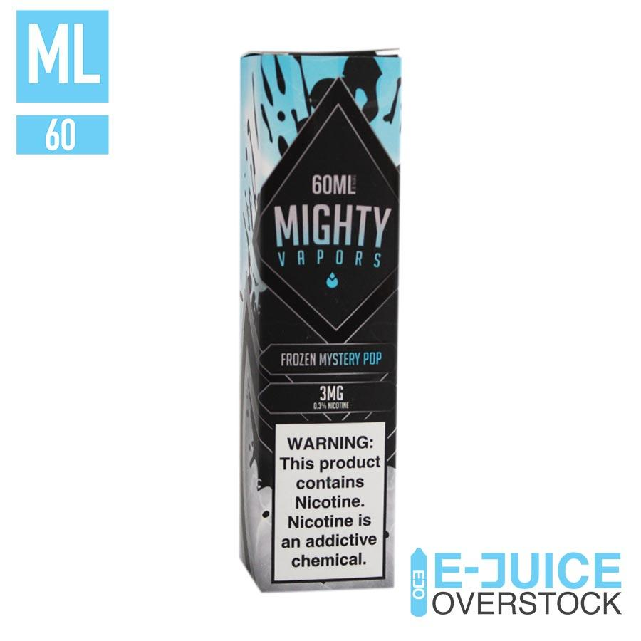 Frozen Mystery Pop by Mighty Vapors 60ML EJUICE