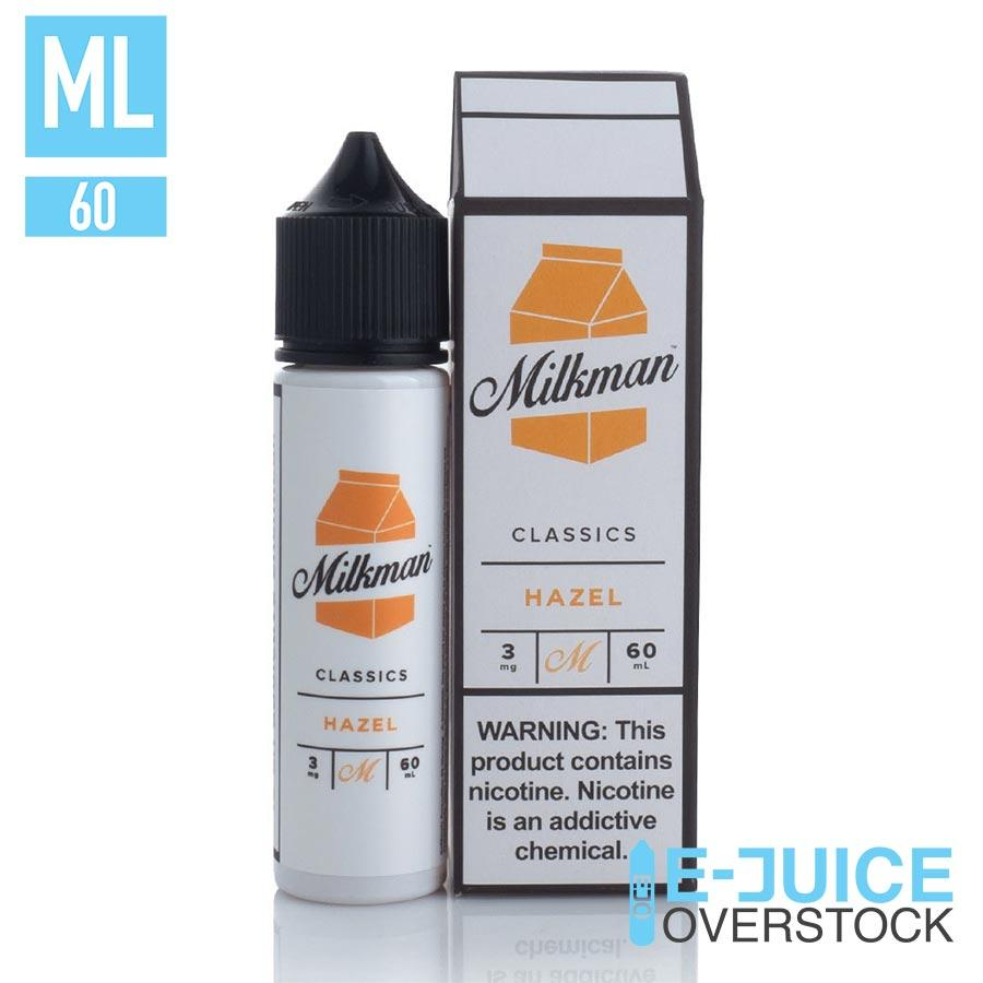 Hazel by The Milkman 60ML Clearance