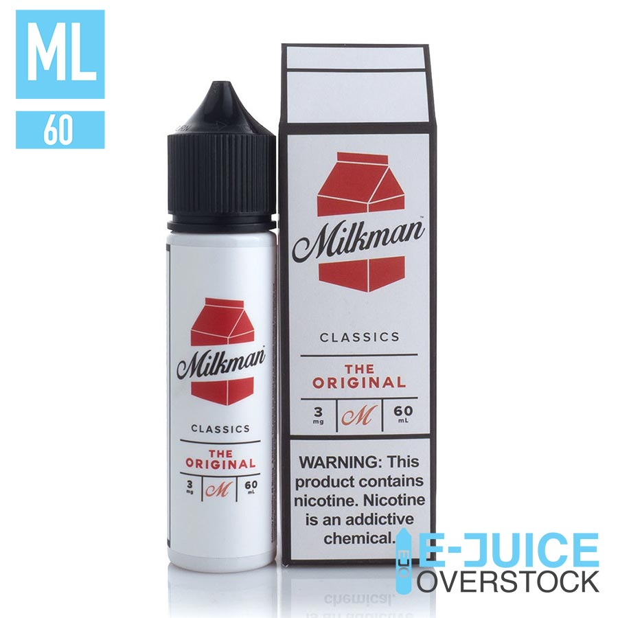 The Milkman by Vaping Rabbit