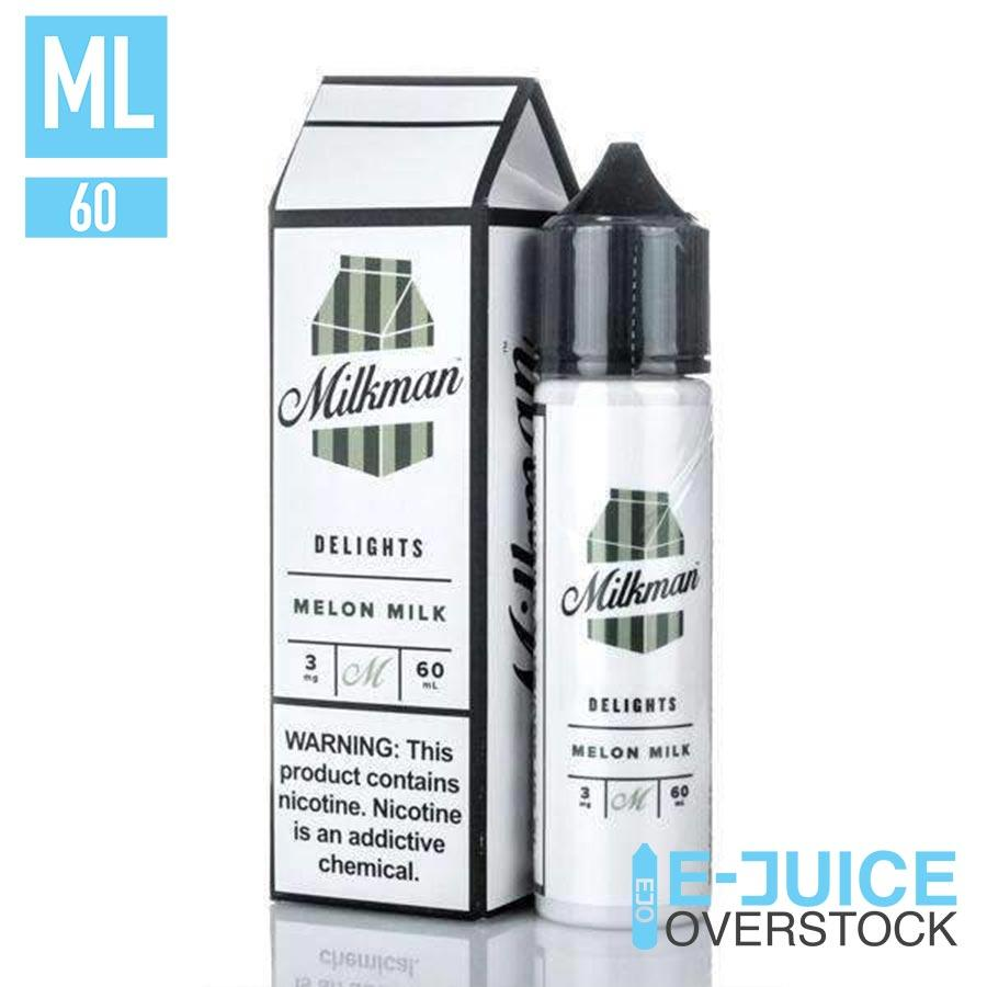 Melon Milk by The Milkman Delights 60ml - EJUICE