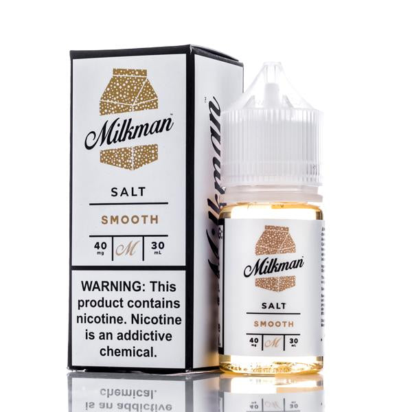 Smooth by The Milkman 30ML SALTNIC