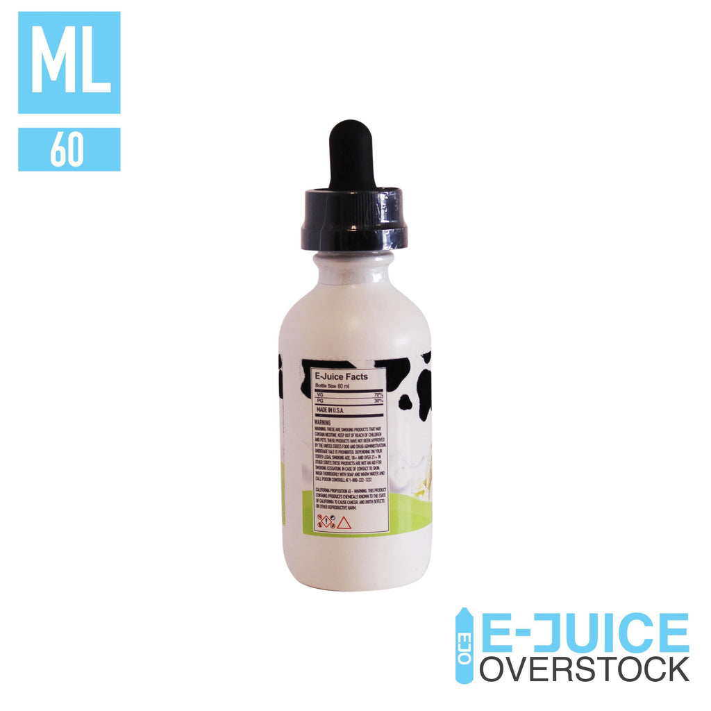 Guava Milk by Milky Cow 60ml eLiquid Vape - CLEARANCE