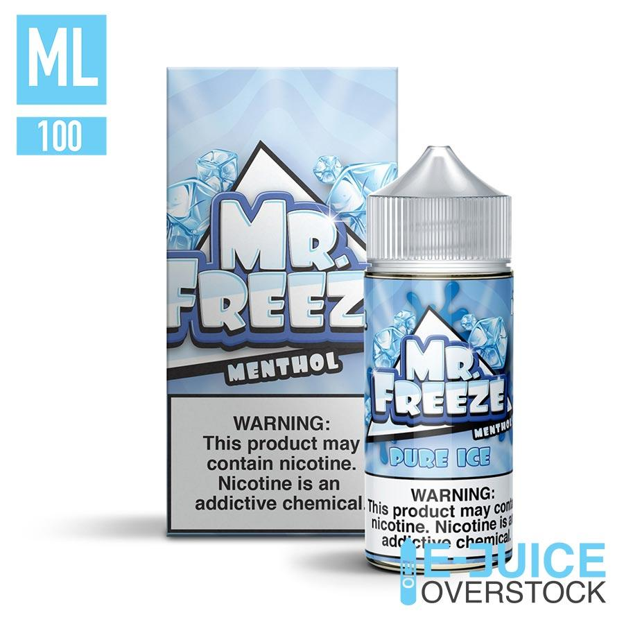 Pure Ice by Mr. Freeze - EJUICE