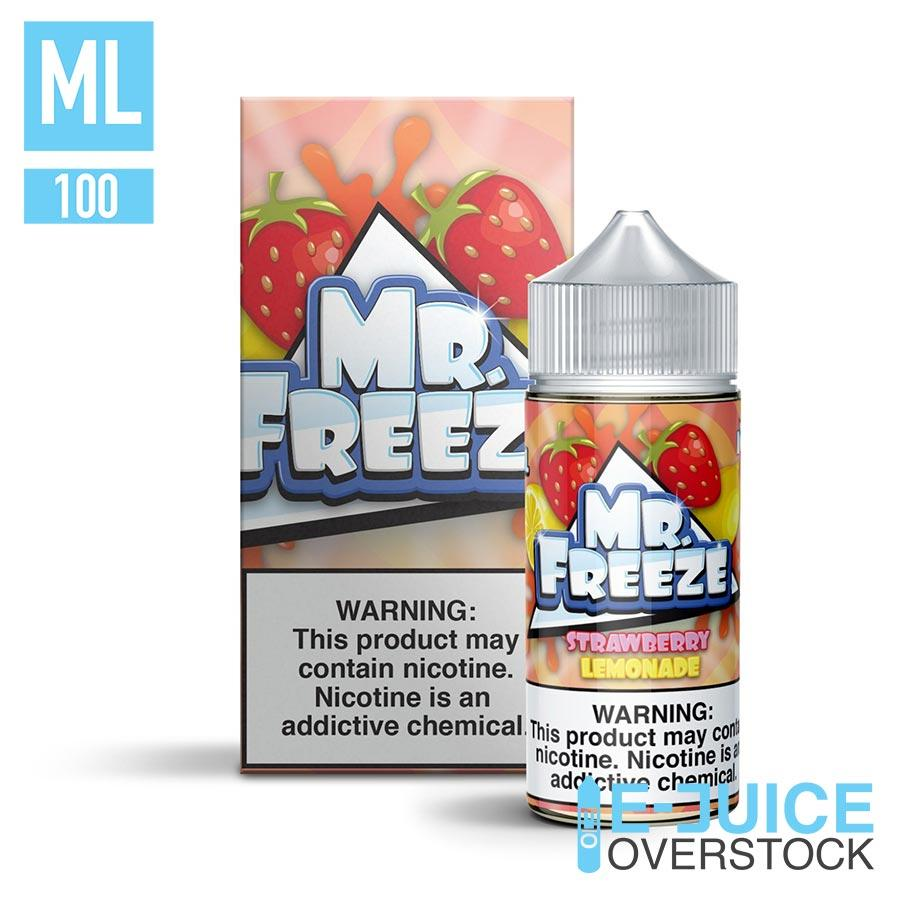 Strawberry Lemonade Frost by Mr. Freeze - CLEARANCE