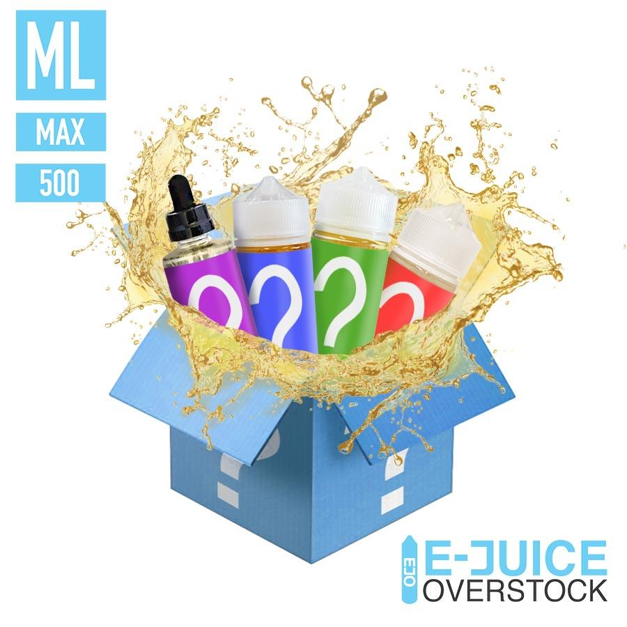 MAX VALUE OVERSTOCK MYSTERY BUNDLE 500ML - MYSTERY BUNDLE