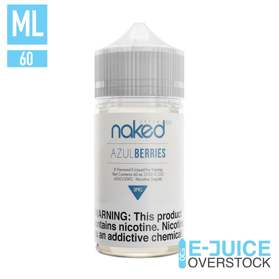 Azul Berries by Naked 100 60ML EJUICE