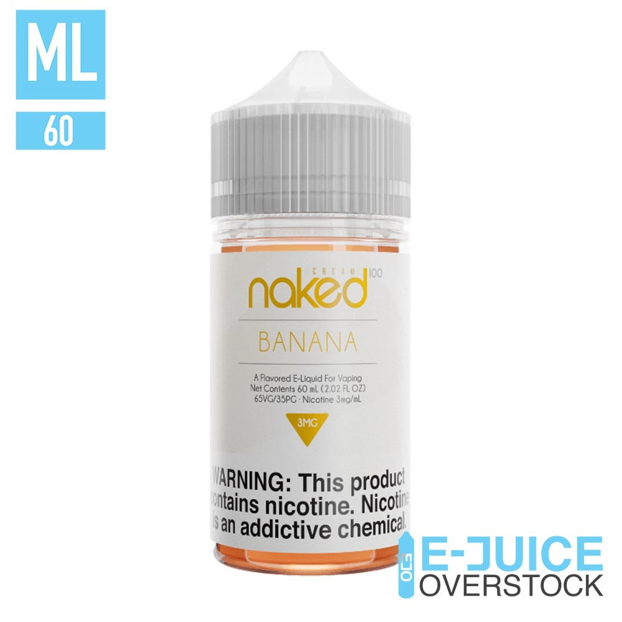 Go Nanas by Naked 100 60ML EJUICE