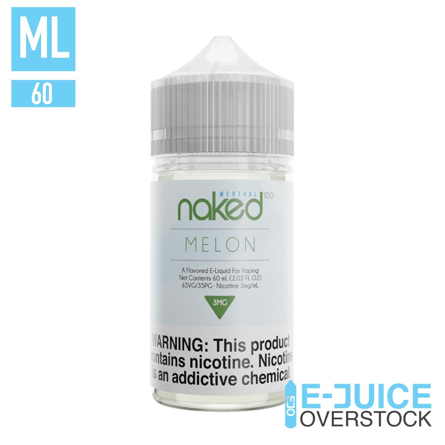 Polar Breeze by Naked 100 60ML EJUICE