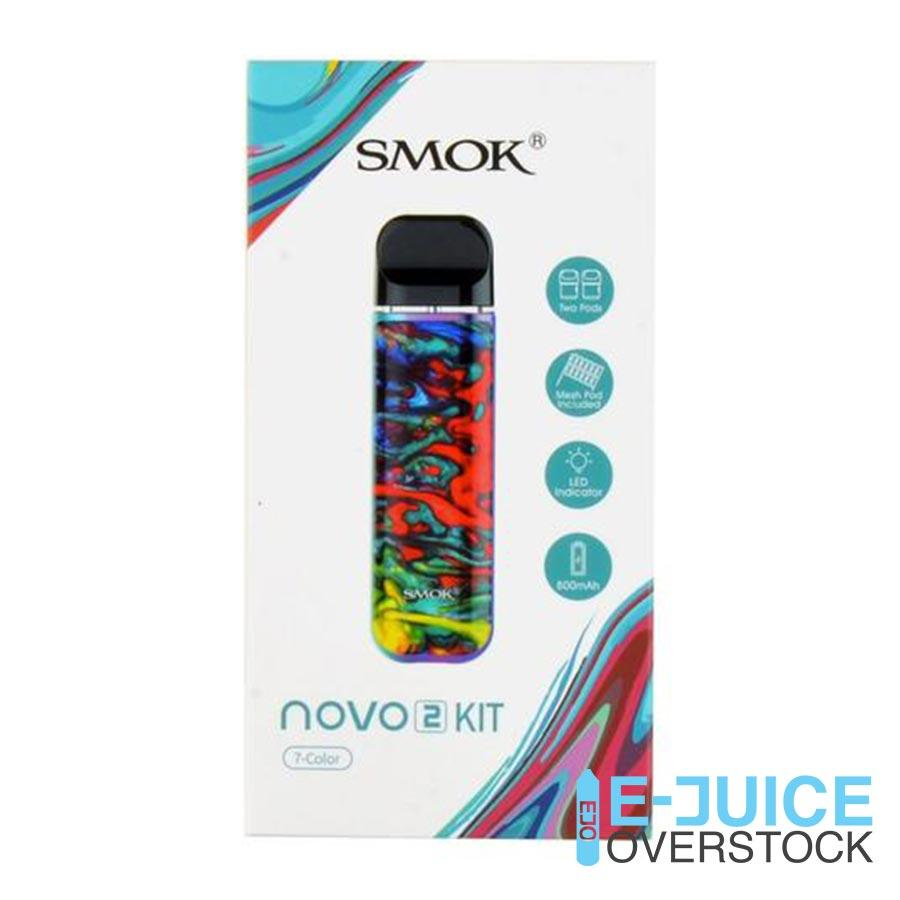 Novo 2 Ultra Portable Pod Kit by SMOK