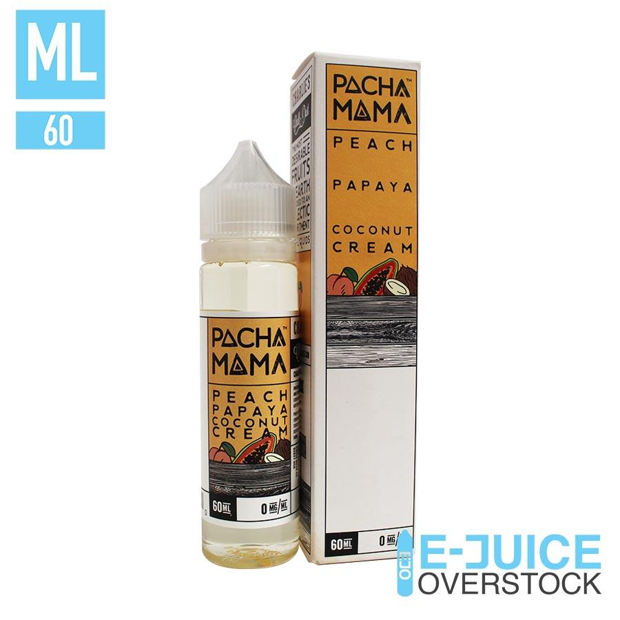 Peach Papaya Coconut by Pachamama