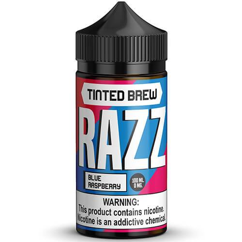 RAZZ 100ML BY TINTED BREW LIQUID CO.