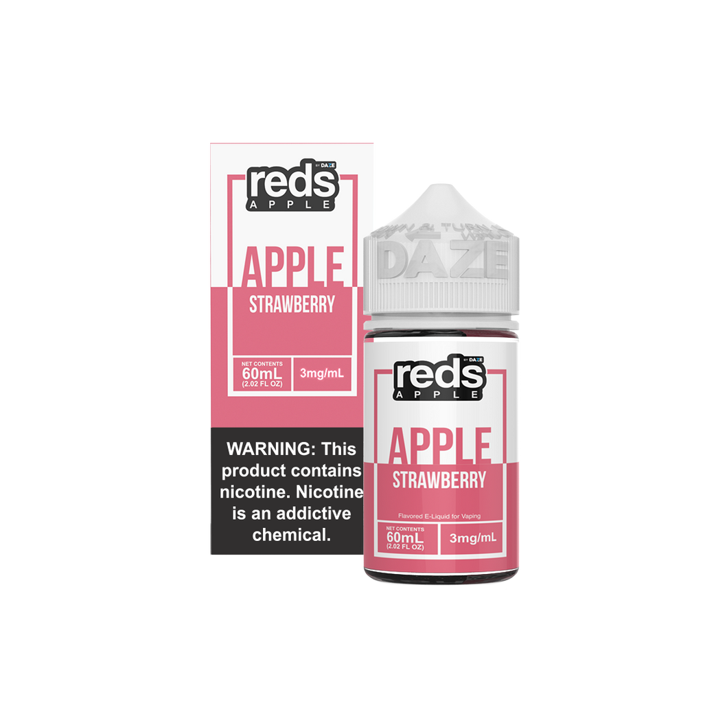 Strawberry Reds Apple by Reds Apple 60ML EJUICE