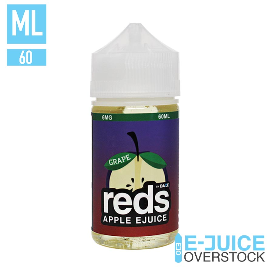Grape Reds Apple by Reds Apple E-Juice 60ML EJUICE