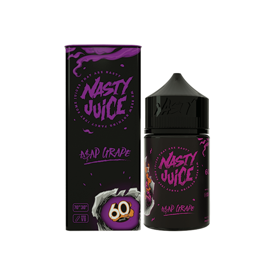 Asap Grape by Nasty Juice 60ml EJUICE