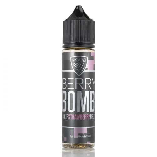 Strawberry Bomb by VGOD 60ML