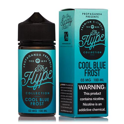 Cool Blue Frost By The Hype Collection 100ML EJUICE