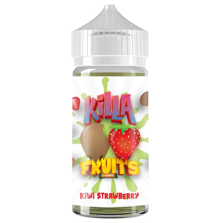 Kiwi Strawberry by Killa Fruits 100ML Ejuice