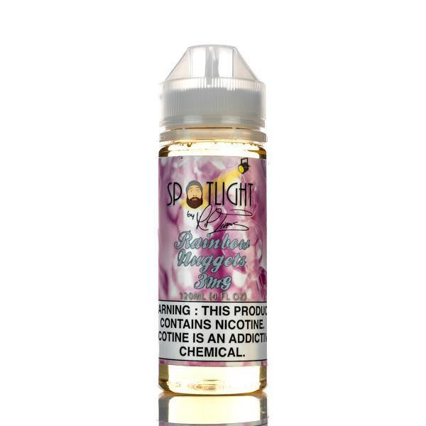 Rainbow Nuggets by Spotlight Rip Trippers - 120ML