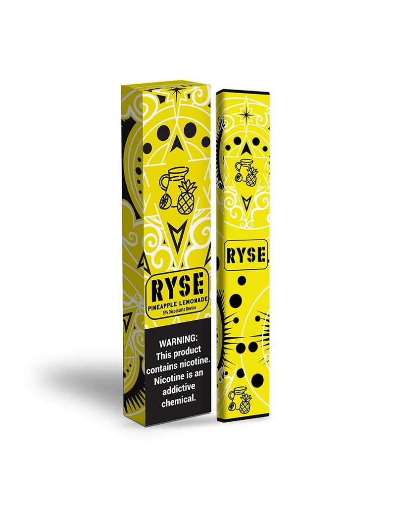 RYSE BAR DISPOSABLE 1.3ML - 300 PUFFS / BOGO OFFER