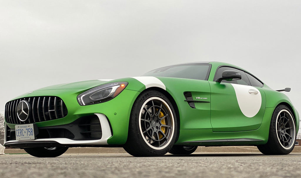 F1 Inspired Mercedes Benz AMG GTR