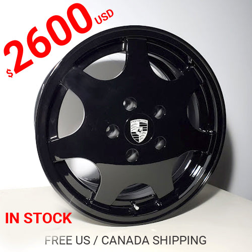 "17"" Glass Black D90"