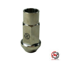 Titanium M12x1.5 Lug Nut - Open Ended (35mm)
