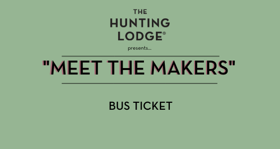 Meet the Makers 2019 - Bus Ticket