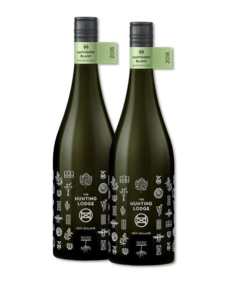 Sauvignon Blanc Marlborough 2018 (2 pack)