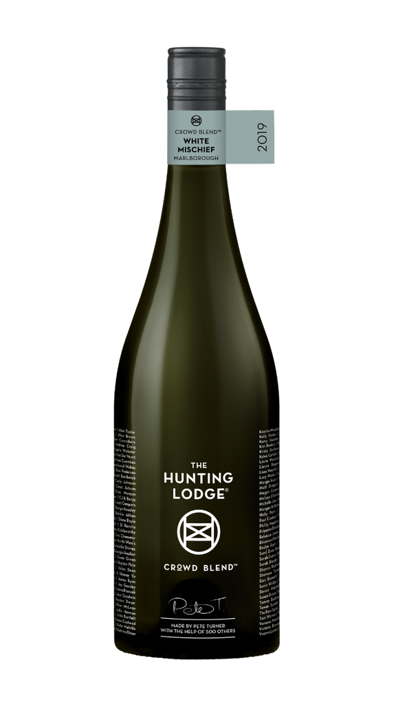 Crowd Blend Ultimate White Mischief (NZ White Blend) 2019 - 750ml