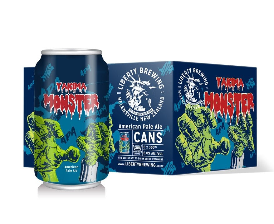Yakima Monster: American Pale Ale - 6 Pack
