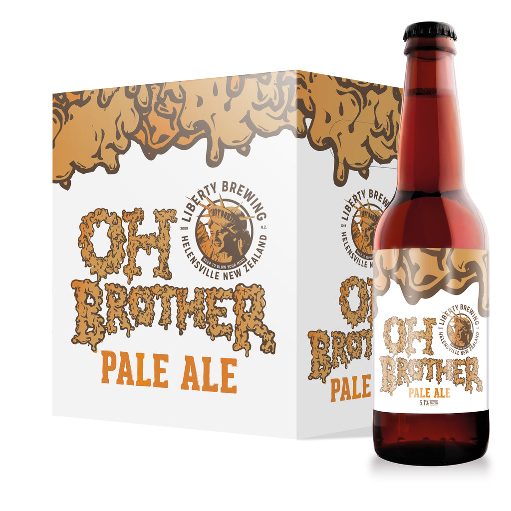 Oh Brother: Pale Ale - 6 Pack