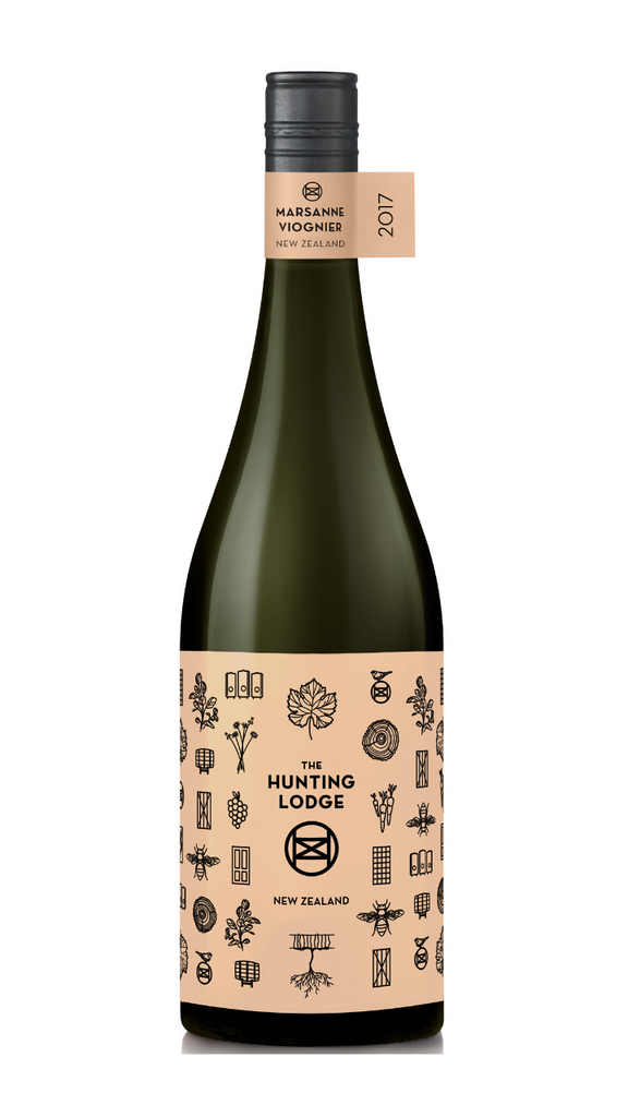 Marsanne Viognier New Zealand 2017 -750ml