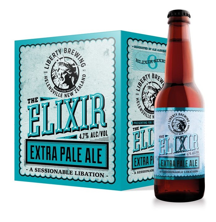 Elixir Extra: Pale Ale - 6 pack