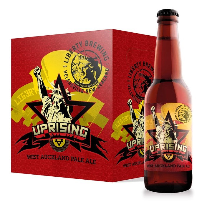 Uprising: NZ Pale Ale - 6 Pack