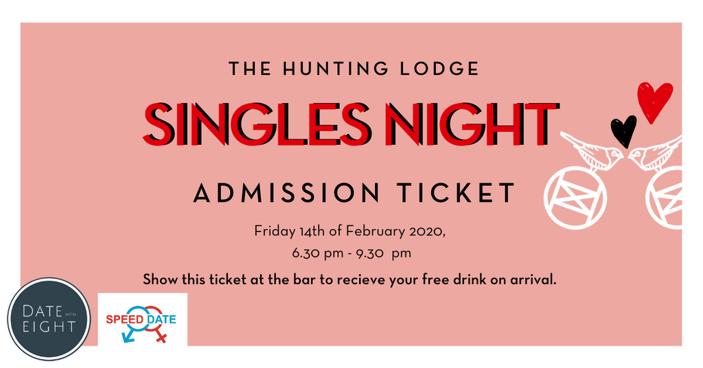 Singles Night Ticket (Female 25-35yrs)