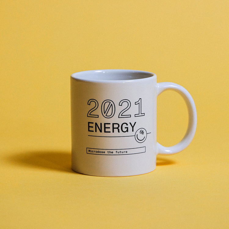 Coffee 'n Clothes x Overheard 2021 Energy Mug