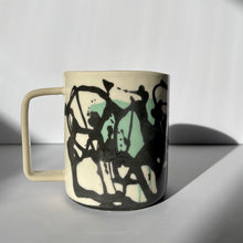 Ink Splatter Mug